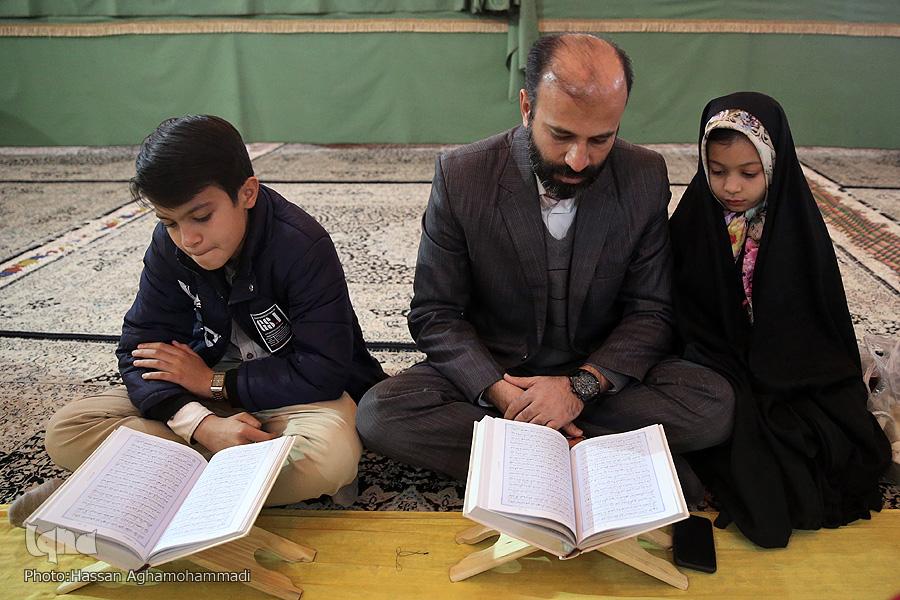 شانزدهمین دوره مسابقات قرآنی نسیم اندیشه در نجف آباد