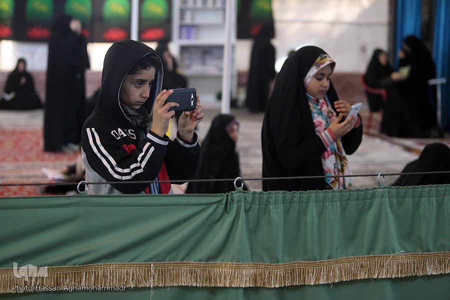 کاروان قرآنی در نجف آباد+ تصاویر