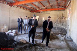آخرین وضعیت کشتارگاه جدید نجف آباد+ تصاویر آخرین وضعیت کشتارگاه جدید نجف آباد+ تصاویر                                    7 300x200
