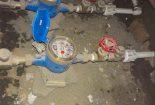 تعویض ۱۷۰۰کنتور آب خراب در نجف آباد