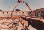کشف گورهای شش طبقه در نجف آباد + تصویر