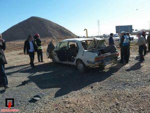 تصادف در نجف آباد تصادف یزدانشهر، ۷مصدوم داشت تصادف یزدانشهر، ۷مصدوم داشت            2 300x225
