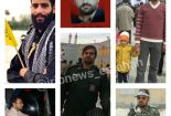 شهادت نیروی لشکر۸نجف در انفجار تروریستی زاهدان+ تصاویر تمام شهدا
