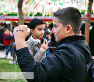 راهپیمایی ۲۲بهمن در نجف آباد چالش اصلی کشور، نگاه برخی به غرب است و تصاویر راهپیمایی 22بهمن چالش اصلی کشور، نگاه برخی به غرب است و تصاویر راهپیمایی 22بهمن                                                      13 300x262