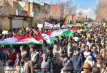 حضور ۳۶هزار نجفآبادی در راهپیمایی ۲۲بهمن