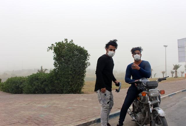 فیلمی از تولید گرد و غبار برای نجف آباد