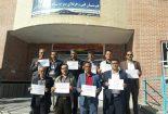 اعتصاب معلمان نجف آباد و یک تکذیبیه