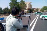 تعقیب و گریز مسلحانه در نجف آباد