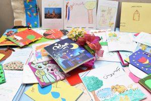 رونمایی کتاب کتاب کتاب دهها دانش آموز نویسنده  رونمایی شد + تصاویر                                                                            3 300x200