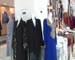 نمایشگاه لباس ایرانی اسلامی نمایشگاه لباس ایرانی اسلامی در دانشگاه آزاد نمایشگاه لباس ایرانی اسلامی در دانشگاه آزاد                                                     2 300x240