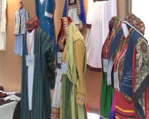 نمایشگاه لباس ایرانی اسلامی نمایشگاه لباس ایرانی اسلامی در دانشگاه آزاد نمایشگاه لباس ایرانی اسلامی در دانشگاه آزاد                                                     4 300x240