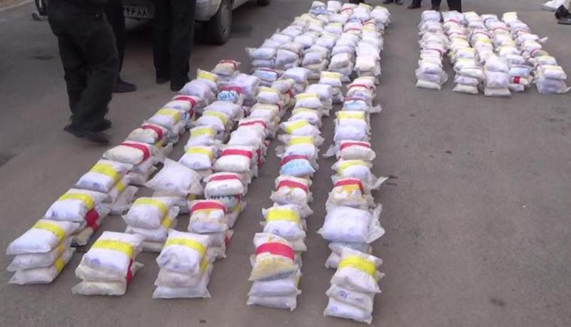 کشف ۹۵ کیلو حشیش در نجف آباد
