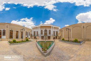 خانه تاریخی نوریان نجف آباد