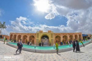 باغ موزه نجف آباد جاذبه های گردشگری جاذبه های گردشگری نجف آباد + فیلم و عکس                                                  20 300x200