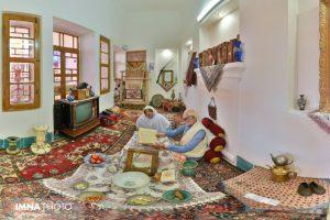 خانه تاریخی مهرپرور نجف آباد جاذبه های گردشگری جاذبه های گردشگری نجف آباد + فیلم و عکس                                                  4 300x200
