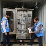 دستگاه سیار تصفیه و بسته بندی آب نیازمندیهای مردم در شرایط بحران نیازمندیهای مردم در شرایط بحران                                                            150x150