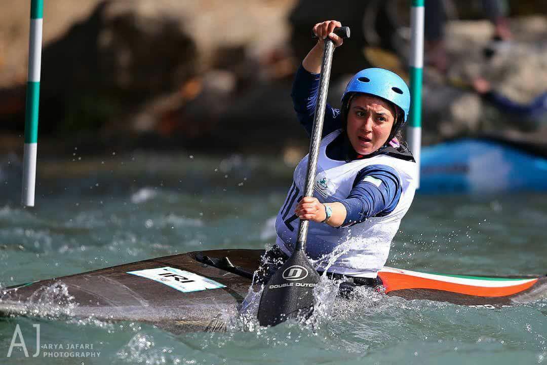 راهیابی بانوی قایقران نجف آباد به تیم ملی راهیابی راهیابی بانوی قایقران نجف آباد به تیم ملی