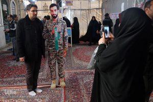 مزار شهید محسن حججی در نوروز98 + تصویر مزار شهید محسن حججی در نوروز98 + تصویر                                     10 300x200
