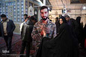 مزار شهید محسن حججی در نوروز98 + تصویر مزار شهید محسن حججی در نوروز98 + تصویر                                     6 300x200