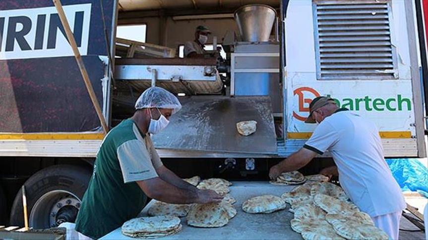 گران شدن نان در نجف آباد