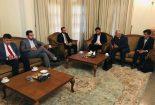 افغانستانی های مقیم نجف آباد ، با سفیر جلسه گرفتند افغانستانی افغانستانی های مقیم نجف آباد ، با سفیر جلسه گرفتند 57855972 155x105