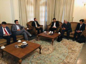 مهاجرین افغانستانی افغانستانی افغانستانی های مقیم نجف آباد ، با سفیر جلسه گرفتند 57855972 300x225