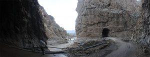 سیل در پلدختر بازگشایی بازگشایی جاده معمولان به خرم آباد توسط سپاه + فیلم 8 300x114