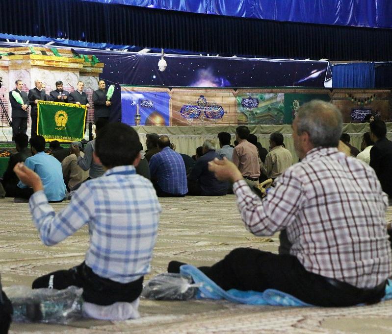 افطاری افطاری افطاری 10هزار نفری آستان قدس رضوی در نجف آباد+تصاویر              1