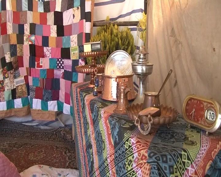 نمایشگاه اقوام ایرانی  نمایشگاه نمایشگاه اقوام ایرانی در نجف آباد برگزار شد                                                                           8