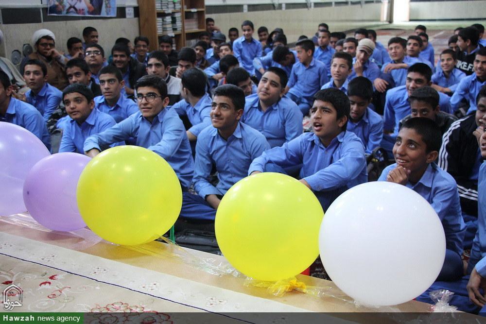 برگزاری رایگان جشن تکلیف دانش آموزان در حوزه