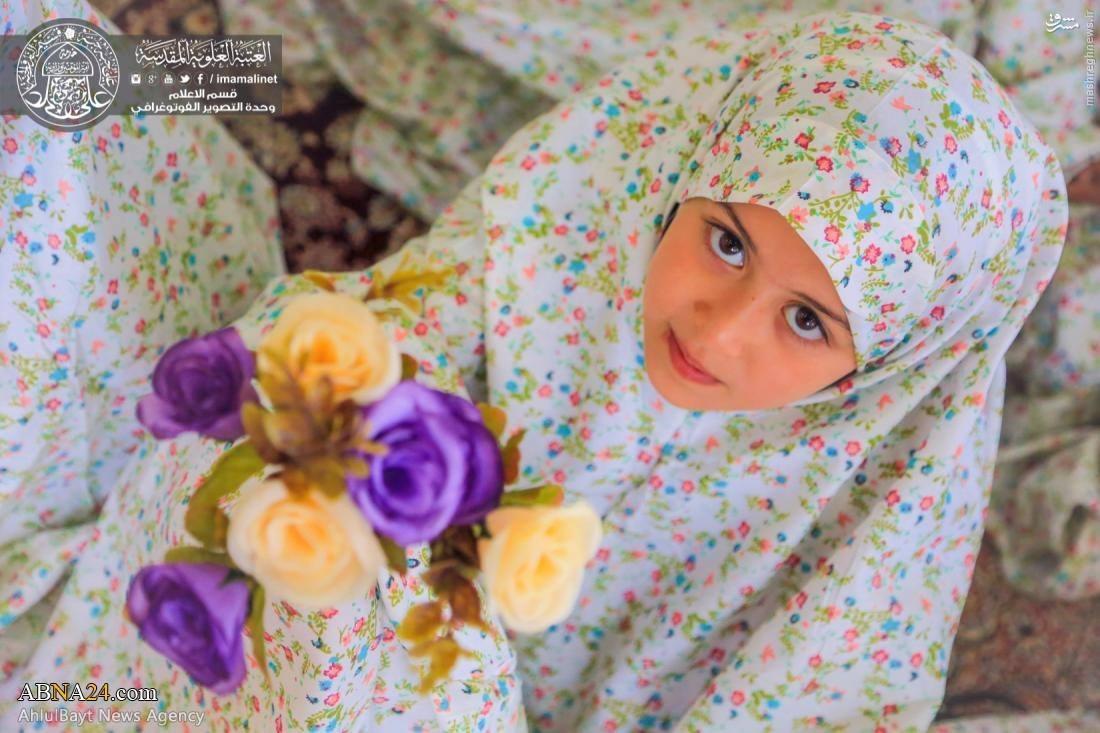 چگونه دخترم را با حجاب آشنا کنم ؟