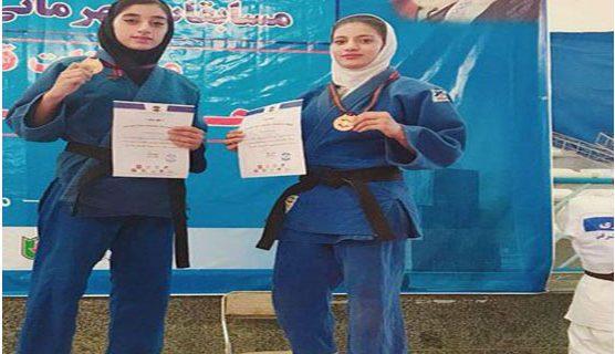 قهرمانی بانوان جودوکار نجف آباد در مسابقات انتخابی