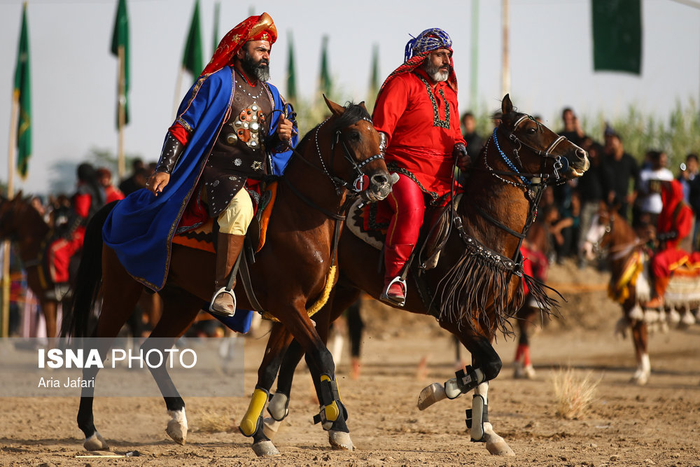 دلال های اسب، پشت پرده تعزیه های غیرمجاز
