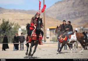 مراسم تعزیه دلال دلال های اسب، پشت پرده تعزیه های غیرمجاز            300x208