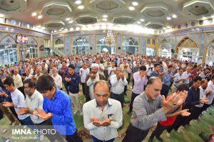 نماز عید فطر تصاویر تصاویر برگزاری نماز عید فطر در نجف آباد                       98                      1 300x200