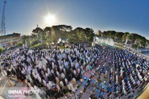 نماز عید فطر تصاویر تصاویر برگزاری نماز عید فطر در نجف آباد                       98                      11 300x200