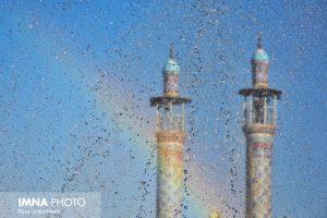نماز عید فطر تصاویر تصاویر برگزاری نماز عید فطر در نجف آباد                       98                      16 300x200
