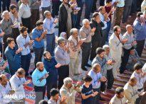تصاویر برگزاری نماز عید فطر در نجف آباد تصاویر تصاویر برگزاری نماز عید فطر در نجف آباد                       98                      19 205x147