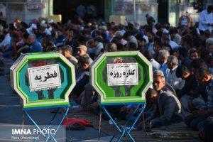 نماز عید فطر تصاویر تصاویر برگزاری نماز عید فطر در نجف آباد                       98                      6 300x200