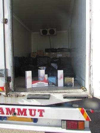 کشف قاچاق کشف قاچاق کشف قاچاق چهارصد میلیون تومانی در نجف آباد