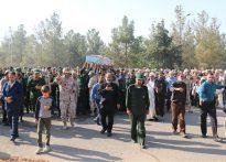 تدفین شهید گمنام در پادگان عاشورای نجف آباد + تصاویر تدفین تدفین شهید گمنام در پادگان عاشورای نجف آباد + تصاویر                                                               1 205x147