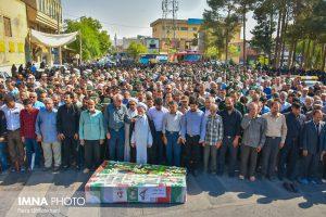 رضا قلیچ خانی تشییع تشییع دو شهید در نجف آباد + تصاویر                                                                              10 300x200