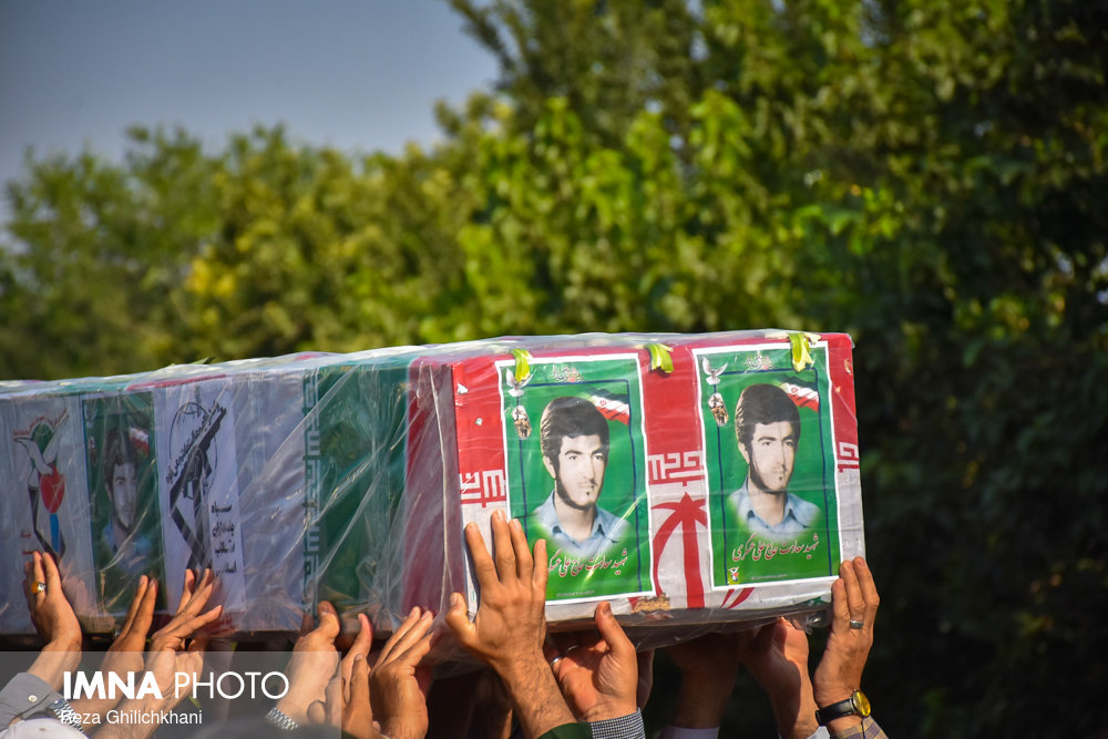شهدای نجف آباد تشییع تشییع دو شهید در نجف آباد + تصاویر                                                                              8