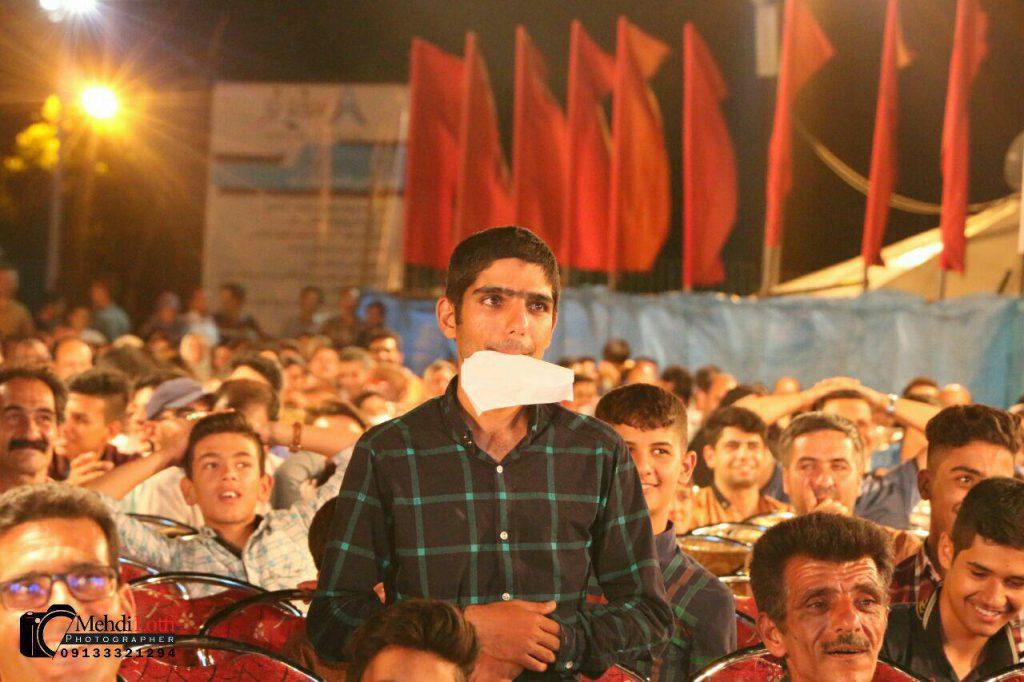 میلاد امام رضا اولین اولین شب از جشن ولادت امام رضا در نجف آباد+ تصاویر                                                                1 1024x682