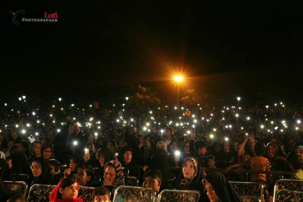 جشن اولین اولین شب از جشن ولادت امام رضا در نجف آباد+ تصاویر                                                                10 1024x682