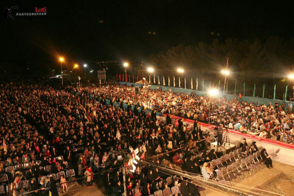 امام رضا اولین اولین شب از جشن ولادت امام رضا در نجف آباد+ تصاویر                                                                13 1024x682