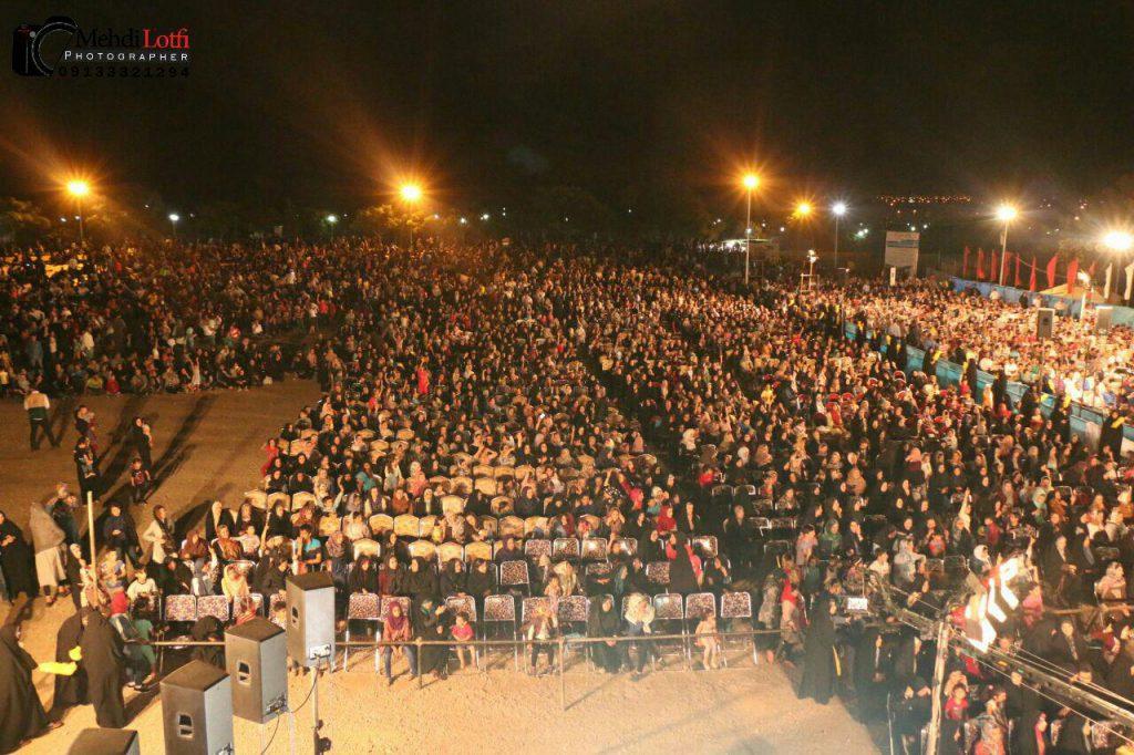 میلاد امام رضا اولین اولین شب از جشن ولادت امام رضا در نجف آباد+ تصاویر                                                                14 1024x682