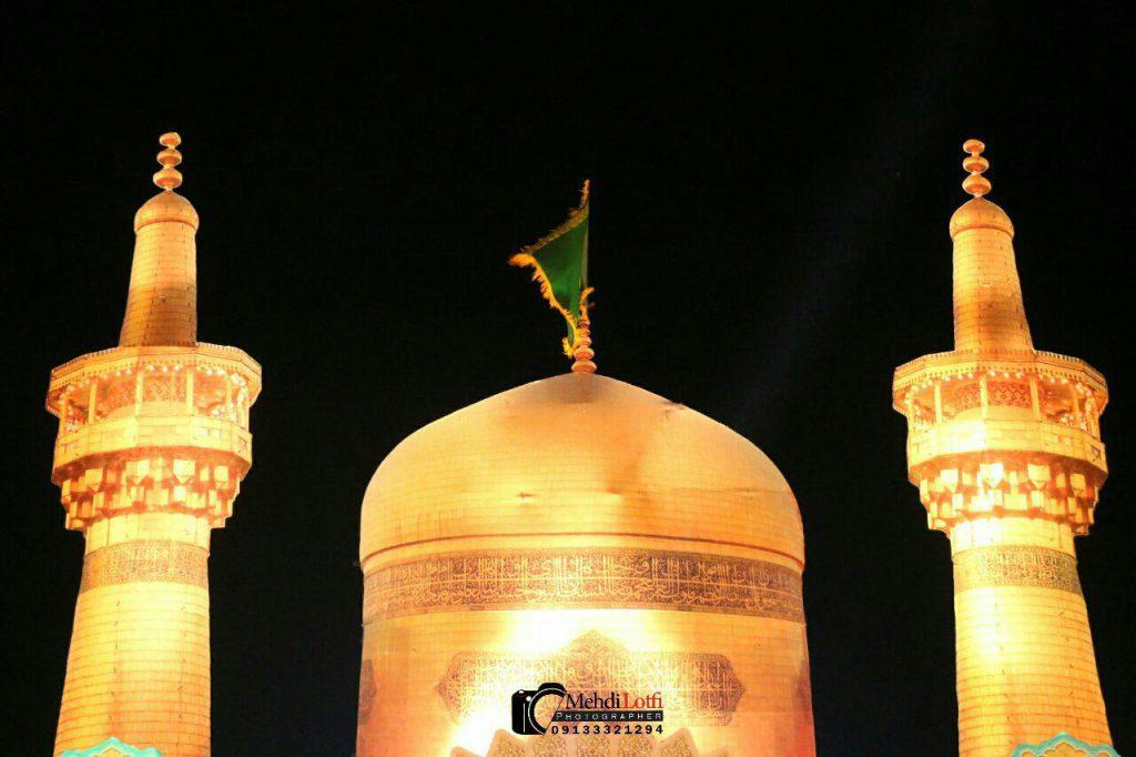 جشن میلاد امام رضا اولین اولین شب از جشن ولادت امام رضا در نجف آباد+ تصاویر                                                                17 1024x682