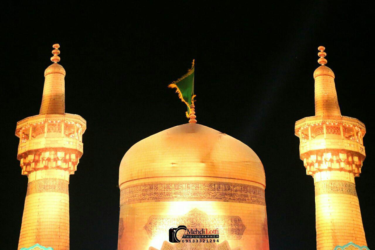 واکنش مخاطبان نجف آباد نیوز به فیلم تجمع حرم امام رضا