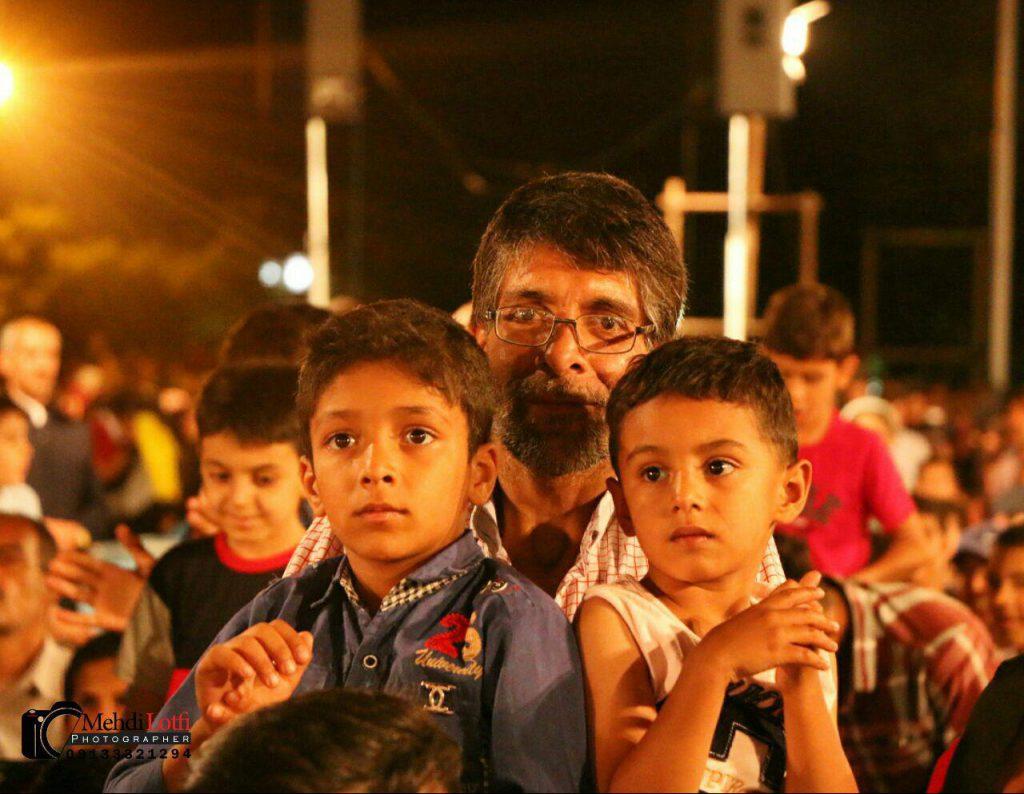 میلاد امام رضا اولین اولین شب از جشن ولادت امام رضا در نجف آباد+ تصاویر                                                                3 1024x794